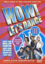 Wow! Let's Dance 10 (DVD)