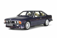 OTTO OT163 BMW 6ER 635 E24 Alpina B7 Coupe Violett Resin 1/18 Model