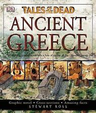 ANCIENT GREECE-TALES OF THE DEAD GRAPHIC NOVEL-AMAZING FACTS BOOK