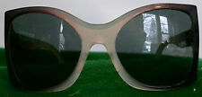 VINTAGE SUNGLASSES WRAP AROUND FRENCH MADE IN FRANCE 1960'S MOD