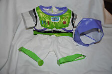 Build a Bear Buzz Lightyear Suit Mask, Top and Pants