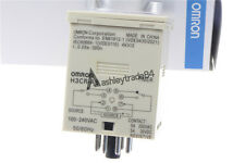 OMRON Timer H3CR-A8 ( H3CRA8 ) 100-240VAC NEW IN BOX
