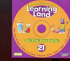 Terra di apprendimento PC CD ROM/no.21 - in corrispondenza del dottore-Nuovo di zecca