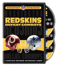 NFL DVD WASHINGTON REDSKINS defeat cowboys [uk posted ] 1982 NFC Champions game