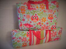 Cricut Explore Air or Cricut Expression 2 Carrying Case with Matching Laptop Bag