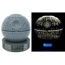 Star Wars - Death Star Alarm Clock - New & Official Lucasfilm Disney / Lucasfilm