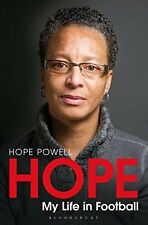 Hope Powell Autobiography My Life in Football - England Women's Football Manager