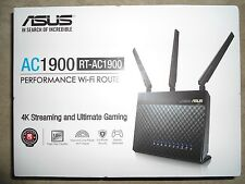 *NEW* ASUS RT-AC1900 Dual-Band Wireless 4K Streaming & Ultimate Gaming Router