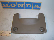 2002 Honda Civic EX auto 4 door 79k miles lower dash fuse box cover dash piece