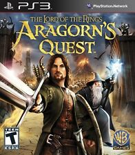 Lord of the Rings: Aragorn's Quest - Playstation 3 Game