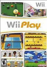Wii Play (Nintendo Wii, 2007) Great condition, free shipping