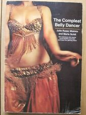 The Compleat Belly Dancer by Julie Russo Mishkin and Marta Schill PB (1973) ill.