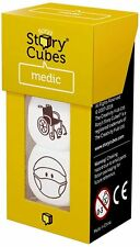 Rory's Story Cubes Medic by The Creativity Hub Ages 6+ - 1 or more Players