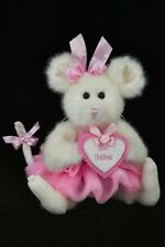"8"" BETTY B. MINE*Heart*VALENTINE'S DAY*Ballerina Mouse*BEARINGTON*Love*190090"