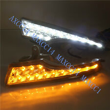 Front light Car Daytime Running LED DRL Fog Lamp For 2013-2016 Nissan Altima