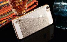 Luxury Bling Glitter Plastic Hard Case Back Cover Skin For HUAWEI P7 P8 Lite