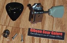 Epiphone Les Paul Chrome Deluxe Tuner Peg Guitar Parts Tuning Machine Keystone A