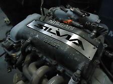 240SX S14 (1994-1998) SR20DET Spark Plug Cover: Silvia