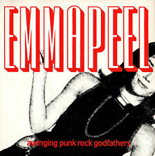 "Emma PEEL-Avenging punk rock Godfathers 7"" (1993) ex - ""Government Issue"""