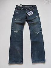 Abercrombie & Fitch Jeans Hose REMSEN, W 30/L 32, NEU ! Vintage Denim EXTREM !!