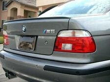 BMW E39 5-Series Sedan Euro Rear Trunk Boot Spoiler Lip Wing Sport Trim Lid M M5