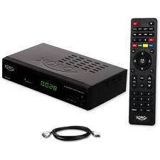 DVB-T2 receiver HD DVB-T 2 Xoro HRT 7620 HEVC H.265 USB HDTV LAN PVR +HDMI dvbt