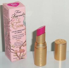 *BRAND NEW-BOX* Too Faced La Creme Color Drenched Lip Cream [1/2 SZ]- MEAN GIRLS