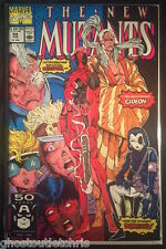 New Mutants #98 First DEADPOOL Excellent condition NM / MINT