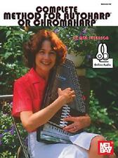 COMPLETE METHOD FOR AUTOHARP OR CHROMAHARP INSTRUCTION LESSON BOOK  NEW