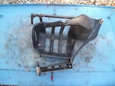 2007 ARCTIC CAT 400 DVX  FOOT PEG FOOTWELL PLASTIC (DAMAGED)