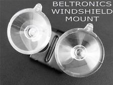 Beltronics Radar Detector Windshield Mount Bel 795 895 940 955 965 995 GX65 RX55