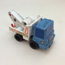 1979 Mattel First Wheels Towing Tow Diecast Truck Toy