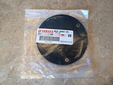 Yamaha RD350LC clutch cover