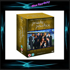PRIVATE PRACTICE - COMPLETE SERIES SEASONS 1 2 3 4 5 & 6 *** BRAND NEW BOXSET***