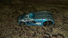 2003 Mattel Hot Wheels Cadillac V-16 security Distressed Vehicle Diecast Toy car