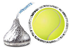 216 TENNIS BIRTHDAY PARTY FAVORS HERSHEY KISS LABELS
