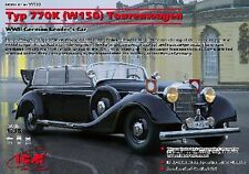 DAIMLER-BENZ TYPE 770K (W150) TOURENWAGEN, KIT ICM 1/35 - REF. 35533