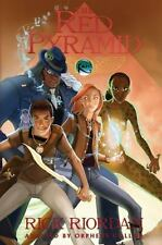 NEW - The Red Pyramid: The Graphic Novel (Kane Chronicles)