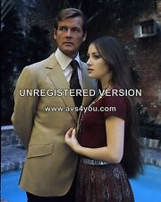 "Jane Seymour James Bond 007 10"" x 8"" Photograph no 60"