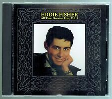 Eddie Fisher - All-Time Greatest Hits, Vol. 1 - 20 hits /  incl. 14 Top 10 hits