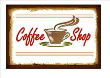 American Retro Style Diner Sign Cafe Sign Coffee Shop Retro Sign Kitchen Sign