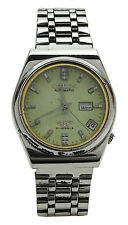 Vintage 21 Jewels Citizen Radium Men's Automatic Winding Wrist Used Analog Watch