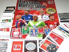 TOPPS Bundesliga 2014 - 2015 ALLE 312 Sticker und Leeralbum zum selber kleben