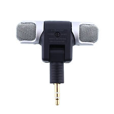ECM-DS70P Electret Condenser High Quality For Sony Wireless Stereo Microphone