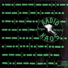 CD . ROGER WATERS (Pink Floyd) - Radio K.A.O.S. (NEU! KAOS mkmbh