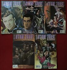 Star Trek: Klingons #1-5 - Comic Books - Kirk & Spock - From IDW Comics
