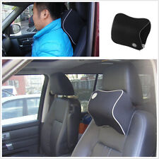 1 pcs Head Neck Rest Cushions Memory Foam Pillow Car Accessories Protect head