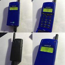 CELLULARE ERICSSON T10 BLU GSM NUOVO UNLOCKED SIM FREE DEBLOQUE NEU NEW