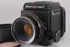 [Exc+] Mamiya RB67 Pro Body w/Mamiya Sekor 127mm f/3.8 from Japan