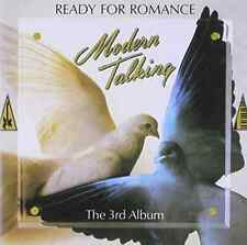 MODERN TALKING-READY FOR ROMANCE  CD NEW